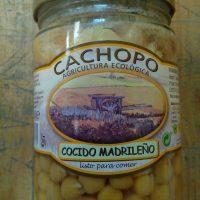 cocido madrileño ecológico