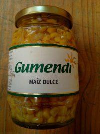 maíz ecológico