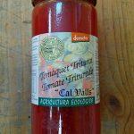tomate triturado ecológico