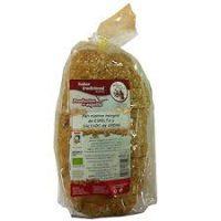 pan espeltta y salvado de avena