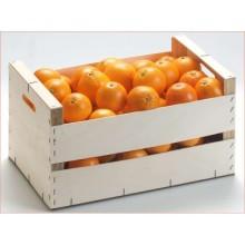 Naranja mesa caja 8  kg