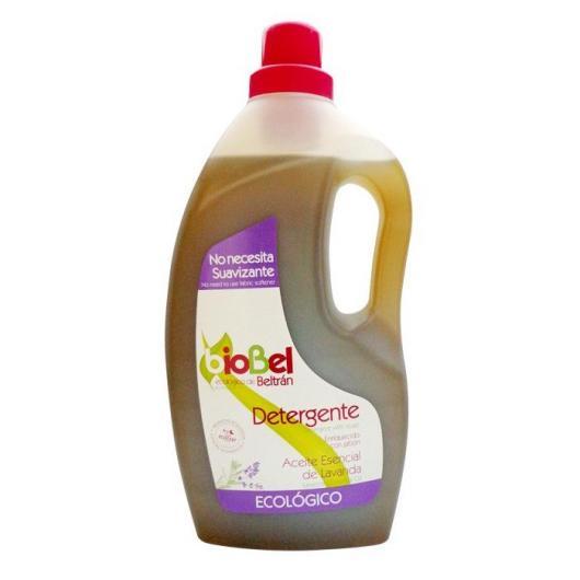 Detergente líquido ecológico. No necesita suavizante