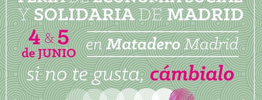 IV Feria de economía social y solidaria de Madrid