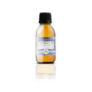 Rico en ácidos grasos esenciales, sobre todo en omega 6. Contiene un pequeño porcentaje de aceite esencial. Apto para todo tipo de pieles, sobre todo las secas y sensibles.