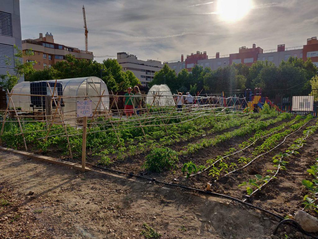 Agroplaza Getafe