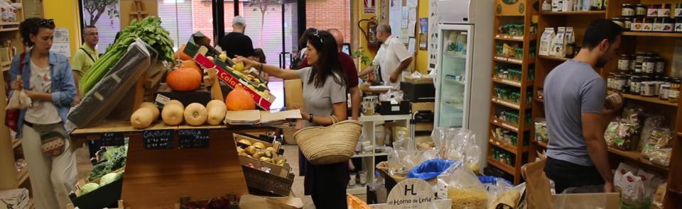 El supermercado cooperativo de la zona sur de Madrid