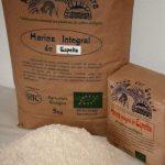 harina integral de espelta